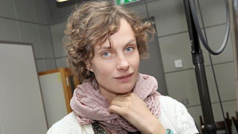 Effi Rabsilber ist Sprecherin der Doralice (Foto: WDR/Anneck)